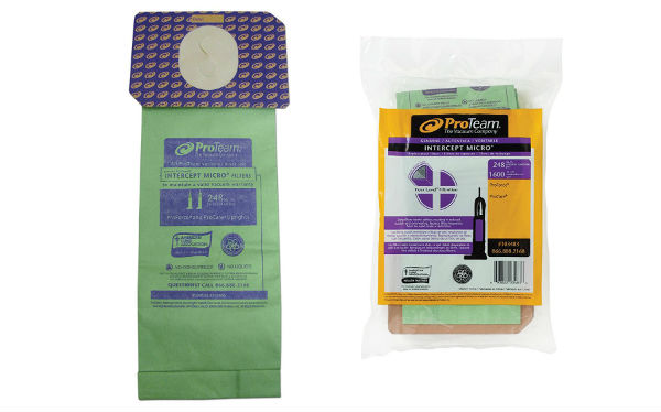 ProTeam Intercept Micro Filter Bag, Fits ProForce (10 pk.)
