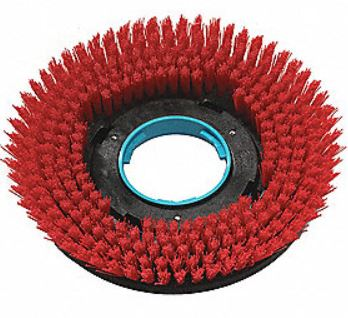 red hard brush imopxxl set of 2 11.8""