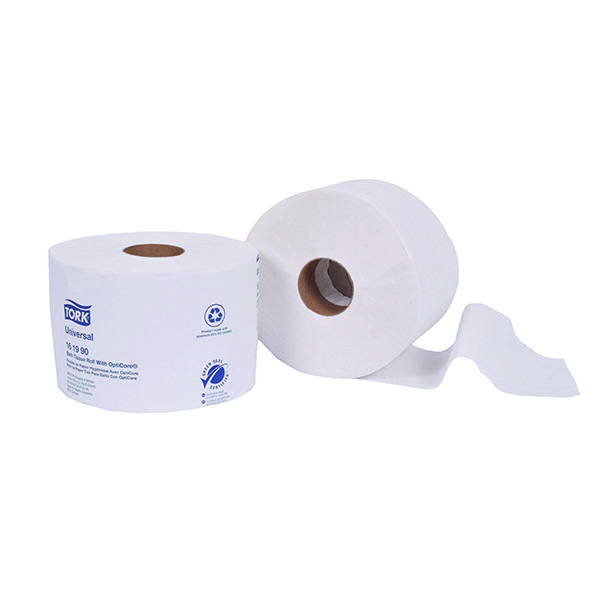 Tork Universal Bath Tissue Roll with OptiCore