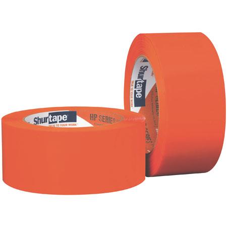 Carton Sealing Tape, Orange, Polypropylene Film