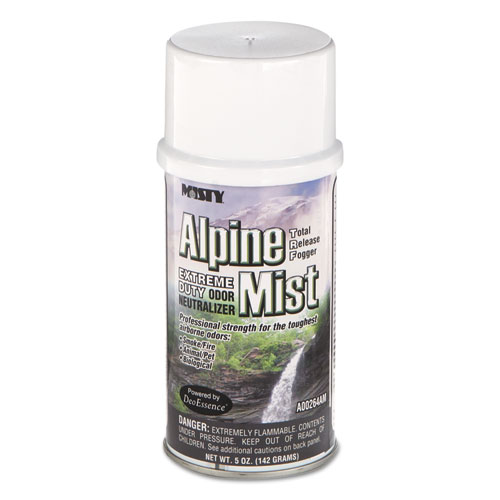 12/5oz Alpine Mist Odor Neutralizer Fogger