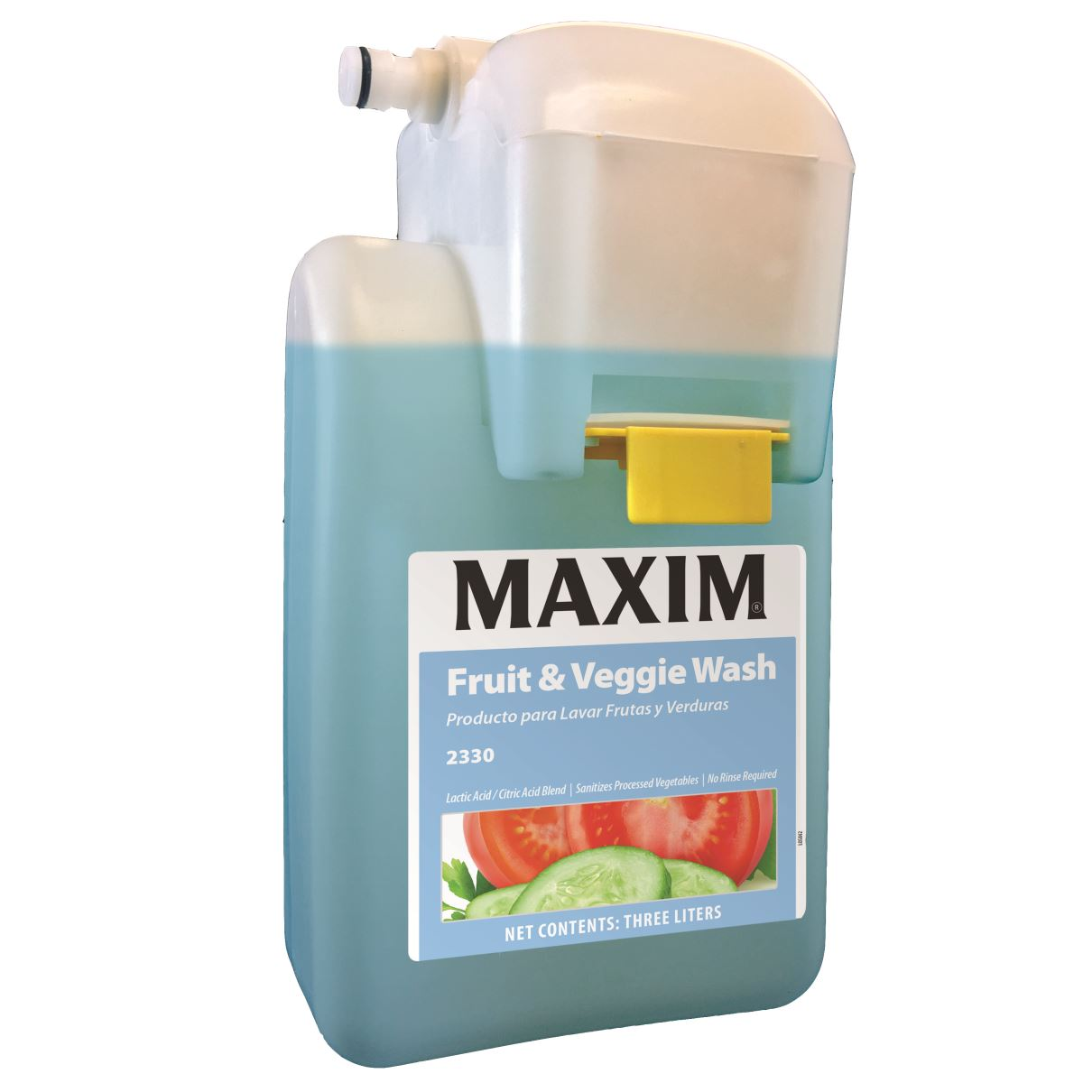 2/3L Fruit & Veggie Wash;
