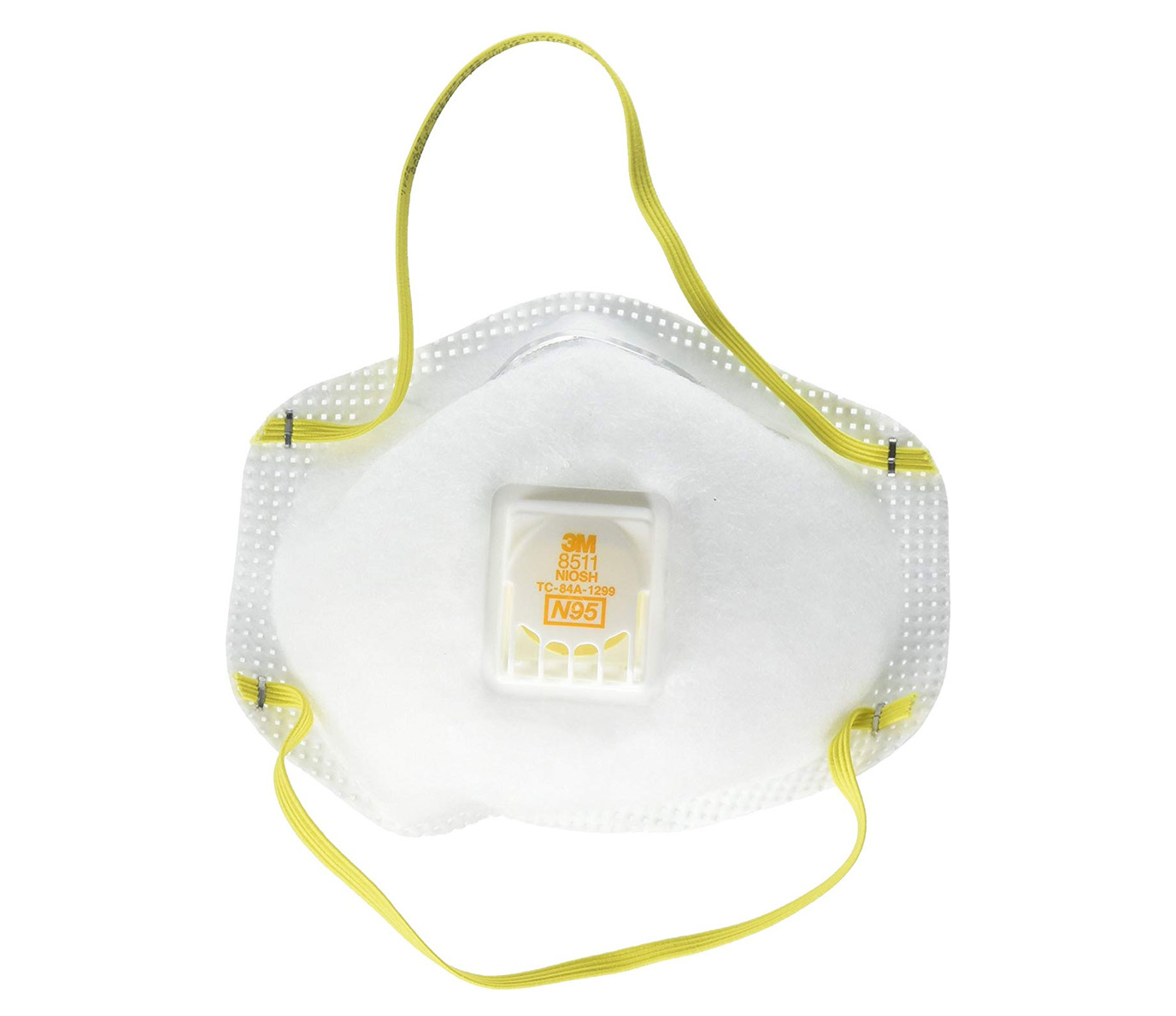 Particulate Respirator w/Cool Flow Exhalation Valve