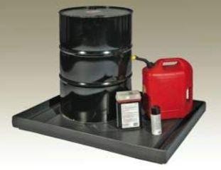 5002-BK Spill Shell 45x35x5 21.5gal Capacity