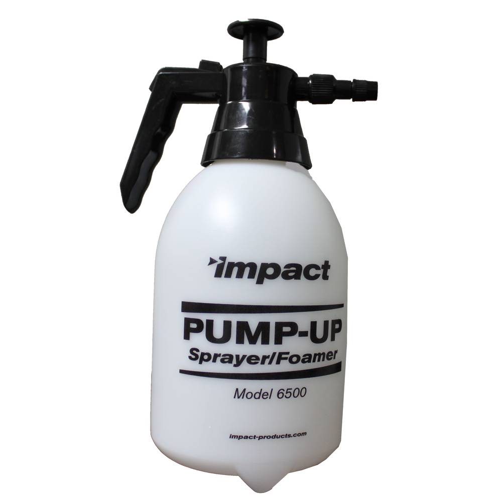 6500 Pump-Up Sprayer/Foamer
