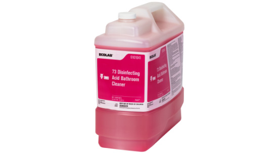 2.5g 73 Disinfecting Acid Bathroom Cleaner