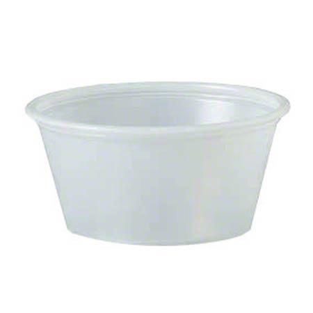 2oz Translucent Souffle Cup