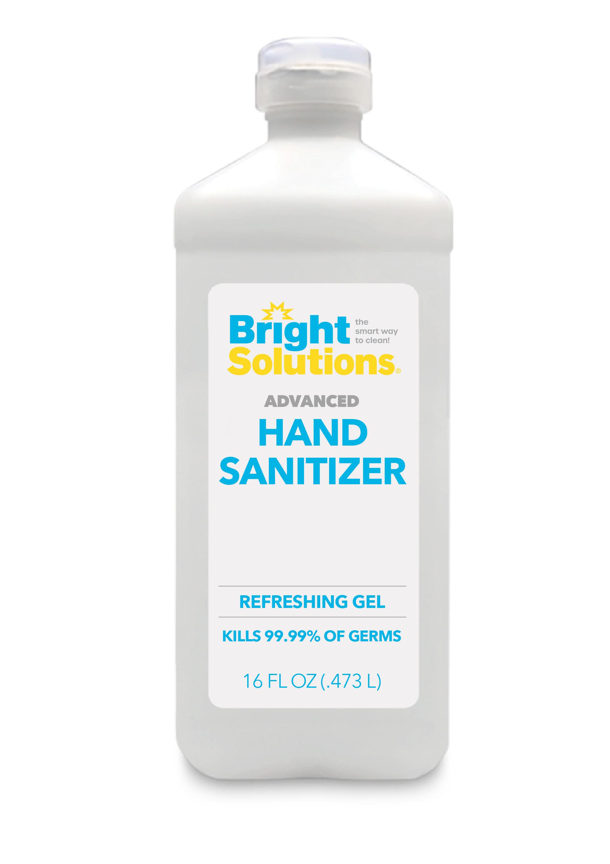 Advanced Hand Sanitizer Gel