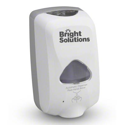 1200mL Bright Solutions® TFX™ Dispenser, Gray, Touch Free