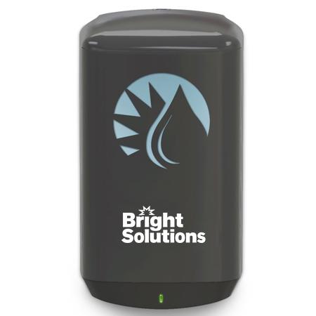 1200ml Bright Solutions® CB6 Healthy Soap Dispenser, Black