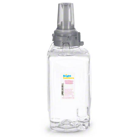 Bright Solutions® Clear & Mild Foam Handwash Refill for ADX12®, 3/1250ml