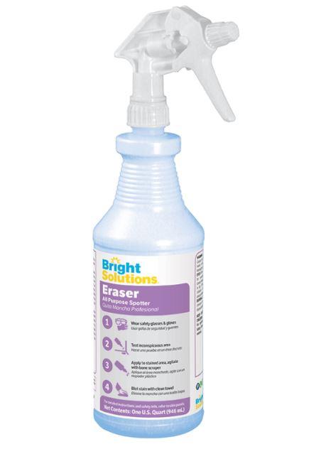 Bright Solutions Eraser All Purpose Spotter - Qt.. 12/cs