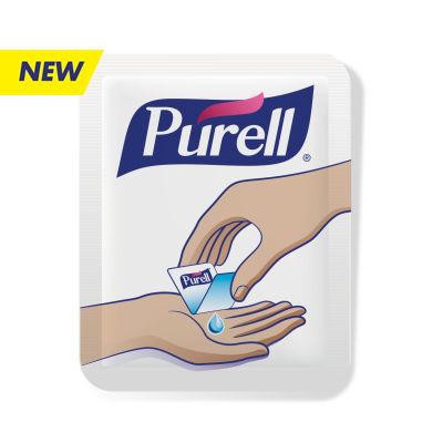PURELL SINGLES® Advanced Hand Sanitizer Single-Use Packets