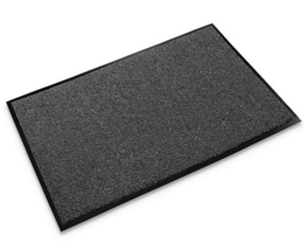 2X3 Rely-On Olefin Indoor Wiper Mat, Charcoal