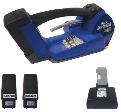 B600 Battery Strap Tool;1/2-5/8 .019-.03 PET/PP