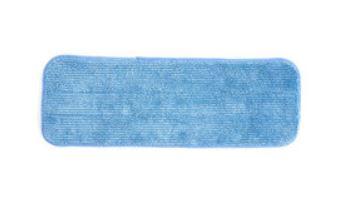 Microworks Blue Microfiber Pad