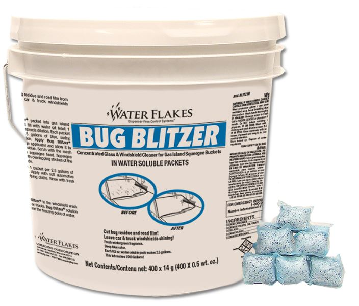 Stearns[R] Water Flakes[R] Bug Blitzer[R] - 0.5 wt. oz.. 400/cs