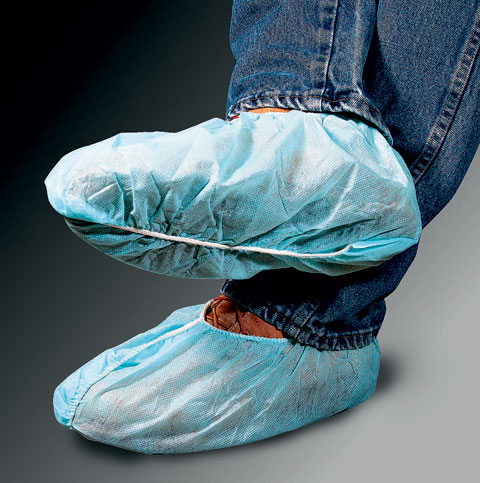 Polypropylene Universal Shoe Cover, 300/cs