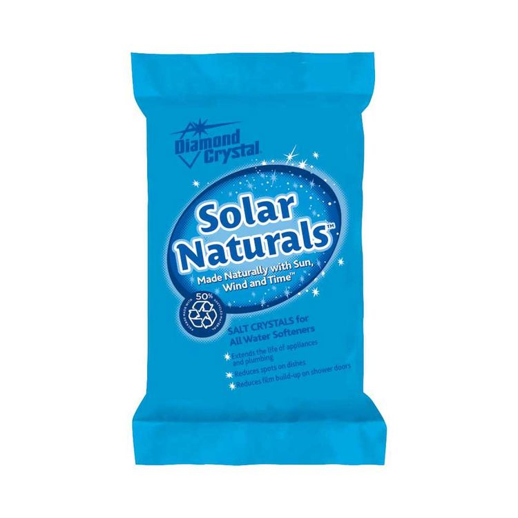 Diamond Crystal Solar Salt, 50lb 49 Skid