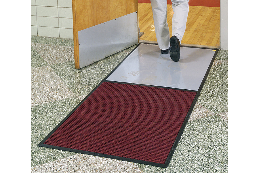 Clean Stride Mat Rubber Frame