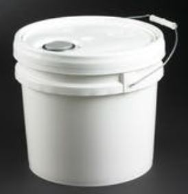 3.5 Gallon Pail Metal;Handle