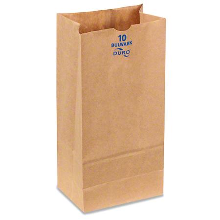 400/bdl 10# Kraft Brown Paper Bag