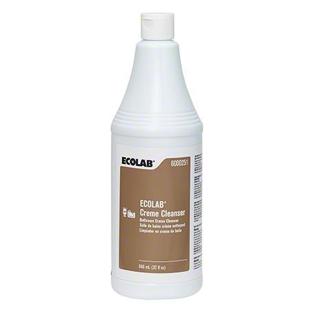 Ecolab® Crème Cleanser
