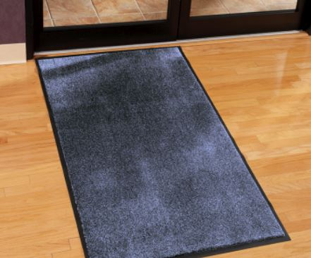 3x10 Silver Series Speck Blue Mat Smooth Back
