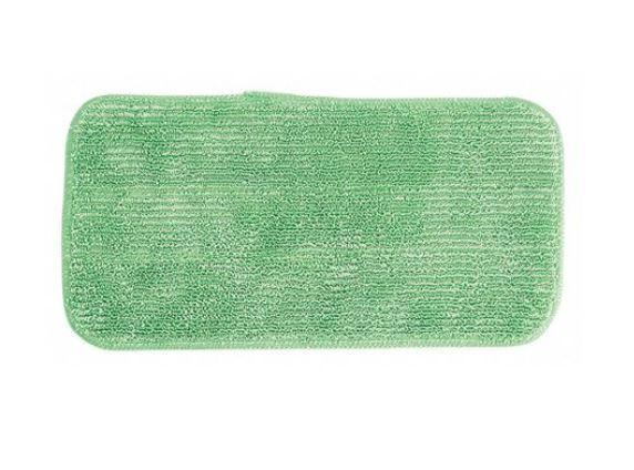 green microfiber pad