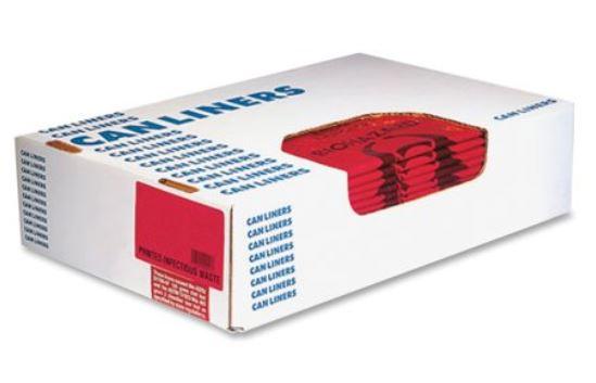 Kelsan Red Liner - 15x9x23, .6 mil. 1000/cs