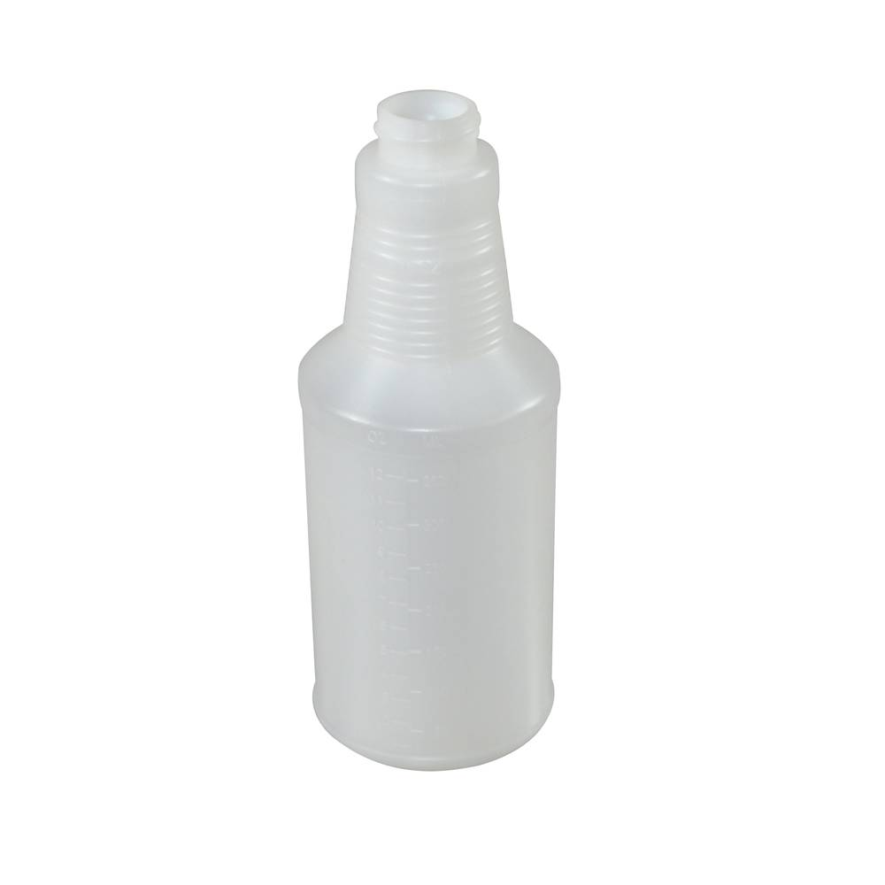 Plastic 16 oz. Bottle with Graduations