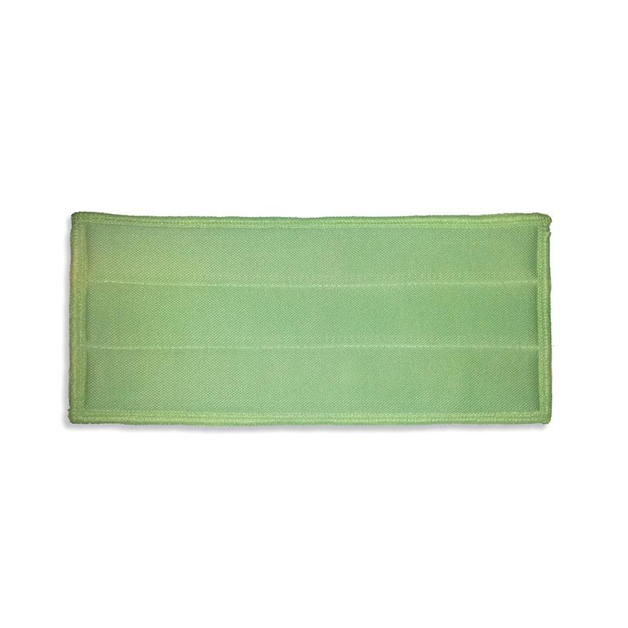 "10"" Green Glass Pad, 6/pd"