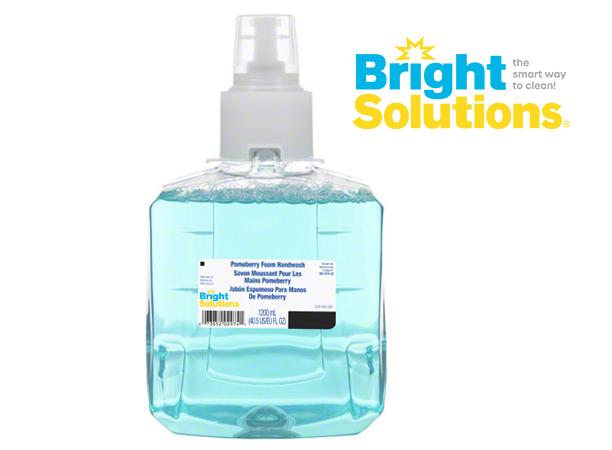 Bright Solutions® Pomeberry Foam Handwash Refill for LTX-12, 2/1200ml