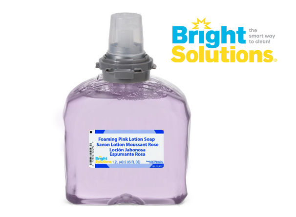 Bright Solutions® Premium Foam Handwash with Skin Conditioners, 2/1200ml