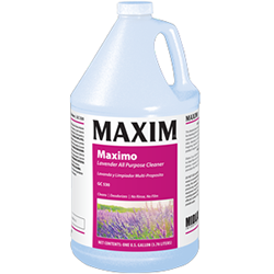 12/1q Maximo All Purpose;Cleaner Lavender