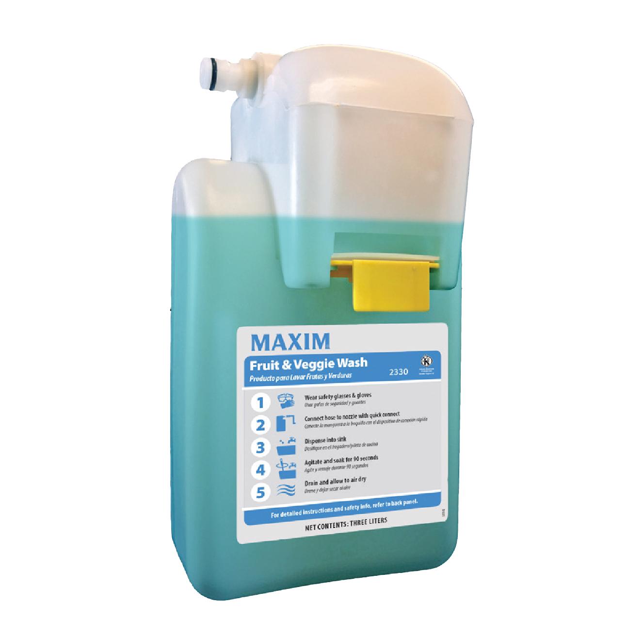 2/3L MAXIM Fruit & Veggie Wash