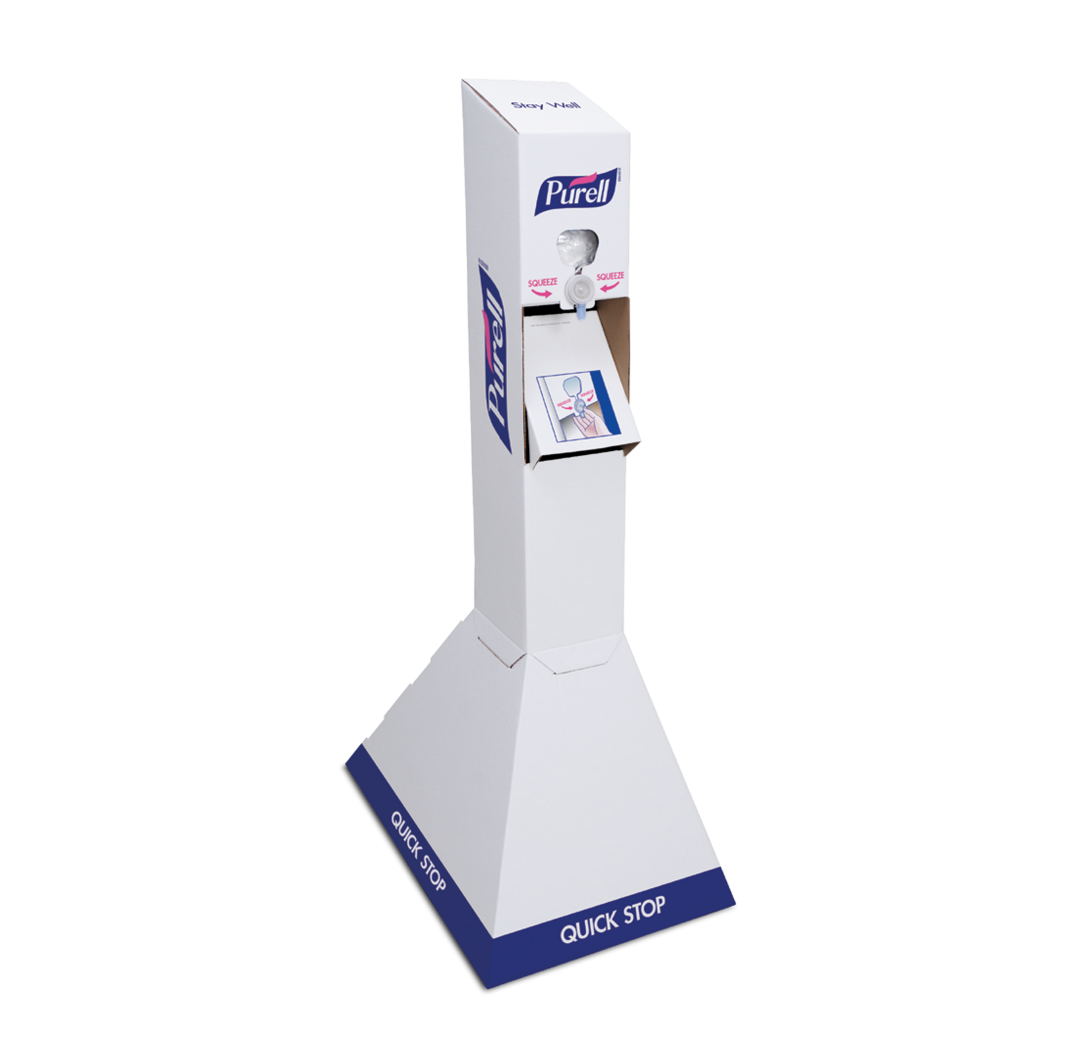 PURELL Quick Floor Stand Kit