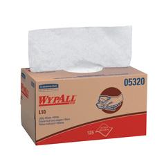 "18/125 Wypall L10 Wht Util Popup Wiper 9"" EPP"