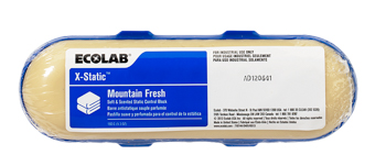 Ecolab[R] X-Static - Mountain Fresh. 12/cs