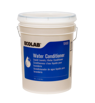 Ecolab[R] Water Conditioner - 5 Gal.. ea