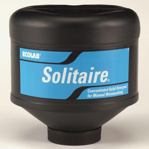 Ecolab[R] Solitaire[R] - 2/5 lb.. 2/cs