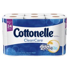 S/o4/12 Cottonelle 1 Ply;Toilet Tis White 165/sht