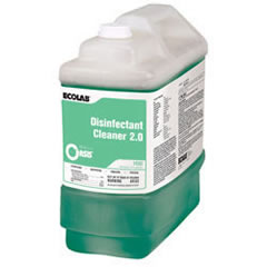 S/o 2.5g Oasis 2.0;Disinfectant Cleaner