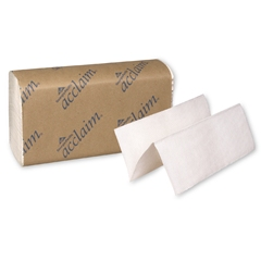 GP Acclaim® White Multifold Paper Towels, 16/250