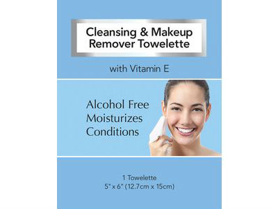 Makeup Remover Towelette.