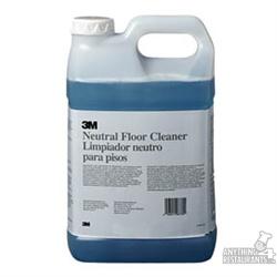 3M[TM] Neutral Floor Cleaner - 2.5 Gal.. 2/cs