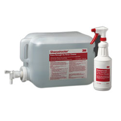 3M[TM] Sharpshooter[TM] Extra Strength No Rinse Cleaner-5Gal. ea