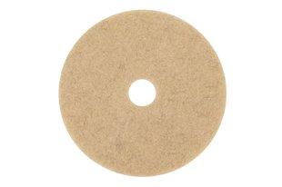 3M™ Natural Blend Tan Pad 3500, 20 in, 5/case