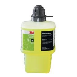 3M[TM] Twist 'n Fill[TM] 3H Neutral Cleaner - 2 L, Gray Cap. 6/cs