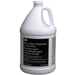 3M[TM] Heavy Duty Degreaser Concentrate - Gal.. 4/cs
